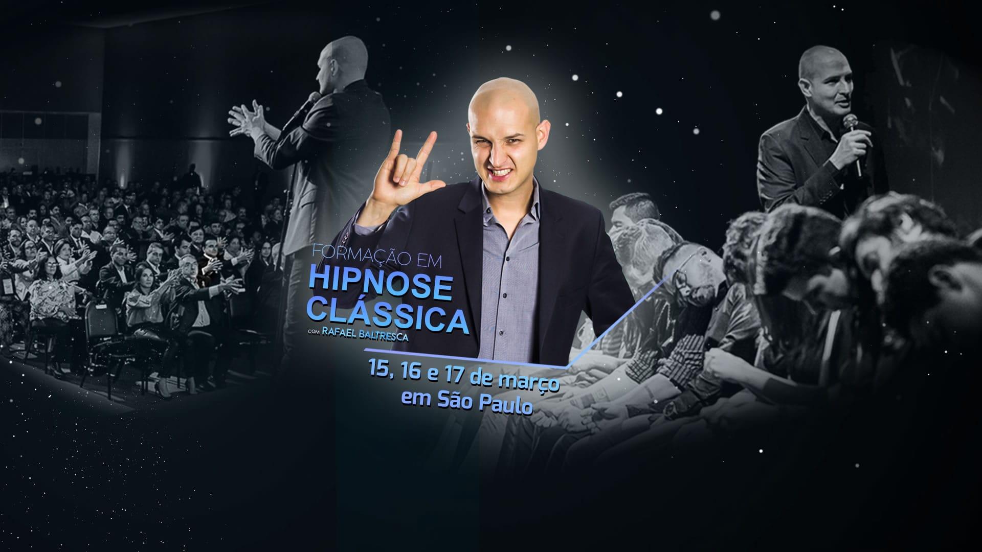 Curso de Hipnose com Rafael Baltresca