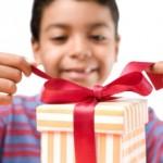 O que dar de presente para uma criança