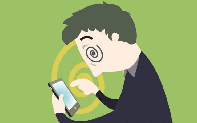 viciado em celular