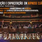 [Curso de hipnose] – Formação e capacitação em hipnose