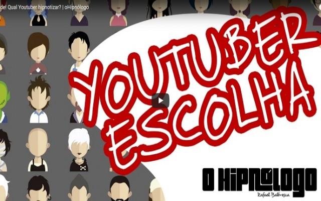 qual youtuber hipnotizar