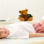 Hipnose para dor de barriga em crianças