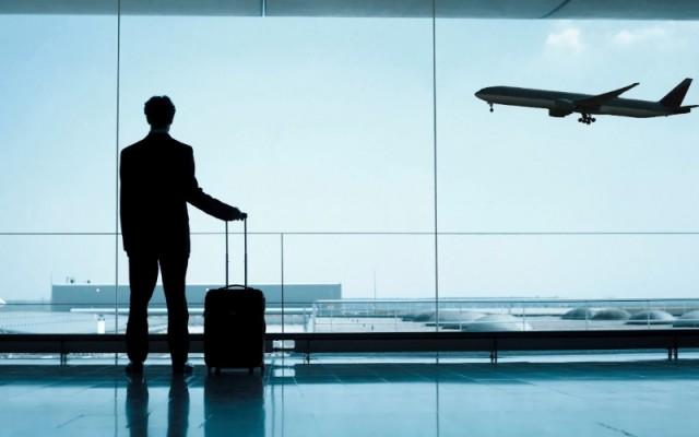 medo de viajar de aviao