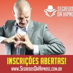 [Curso de hipnose] – Segredos da Hipnose com INSCRIÇÕES ABERTAS!