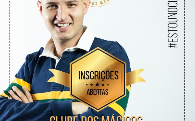 clube dos magicos
