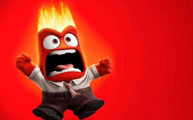a importancia da raiva