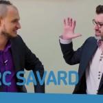 Curso de hipnose com Marc Savard no Brasil