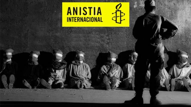 hipnose na campanha da anistia internacional