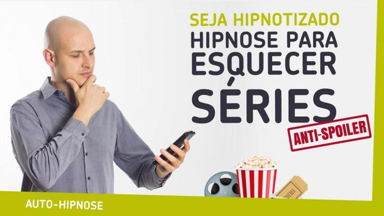 Capa - Hipnose para esquecer séries