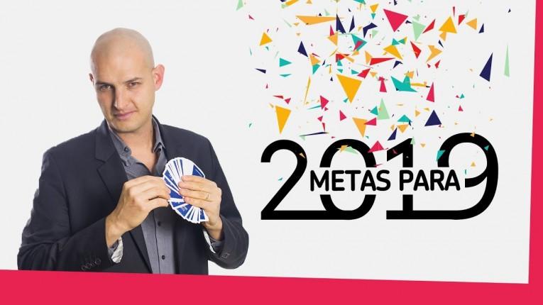 Capa - Metas para 2019