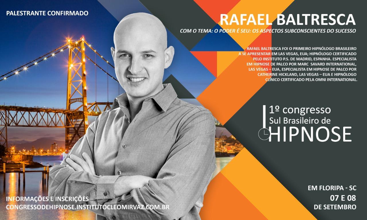 Rafael - Congresso Sul-Brasileiro de Hipnose
