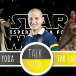 [HipnoShow] – Talk Show com Mestre Yoda e Jar Jar Binks