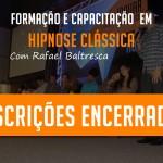 [Curso de hipnose] – INSCRIÇÕES ENCERRADAS!!!