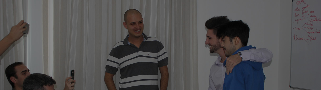 Em sala - Rafael Baltresca, O Hipnologo.
