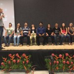 Hipnose em palestra motivacional