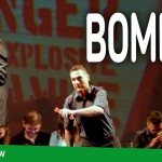 Bomba no show de hipnose