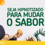 Seja hipnotizado por vídeo: mudar o sabor dos alimentos