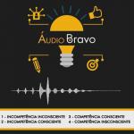 Áudio Bravo – As 4 fases da APRENDIZAGEM